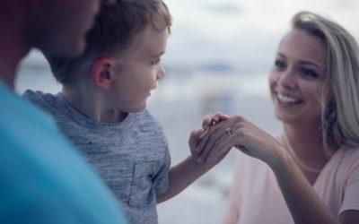 Comment gérer la première séparation avec son enfant